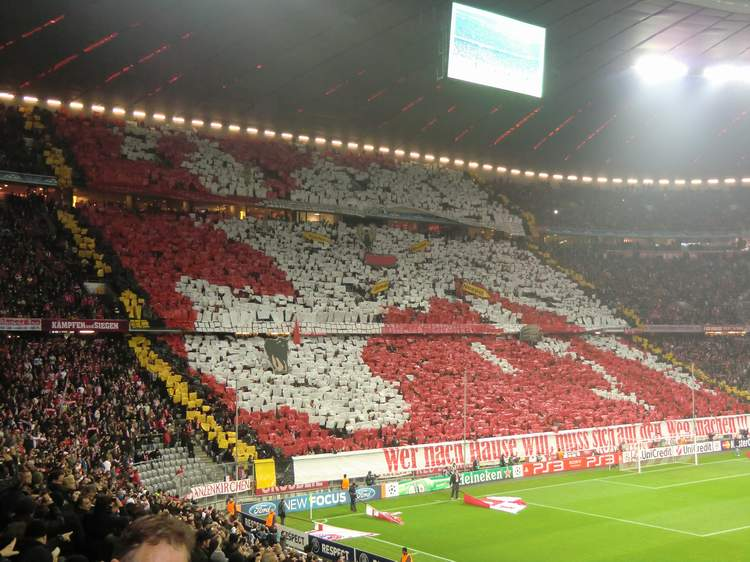 Bayern Munchen Muen